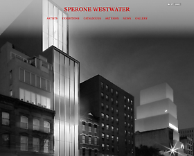 Sperone Westwater