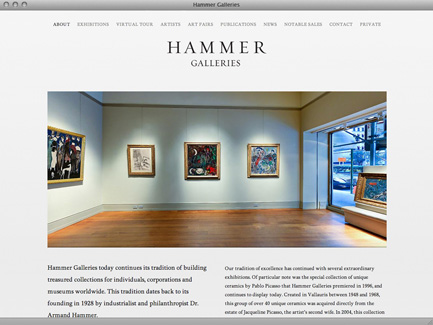 Hammer Galleries