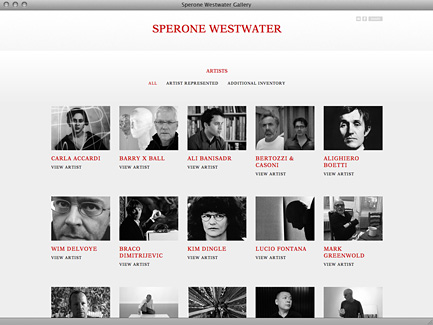 Sperone Westwater - Case Studies - exhibit-E