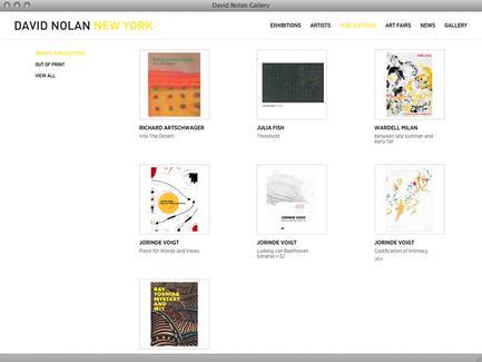 David Nolan Gallery