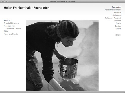 Helen Frankenthaler Foundation