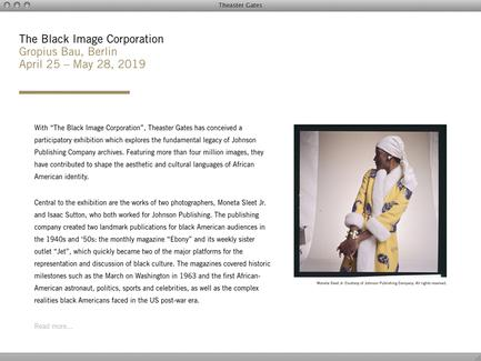 Theaster Gates - News - exhibit-E