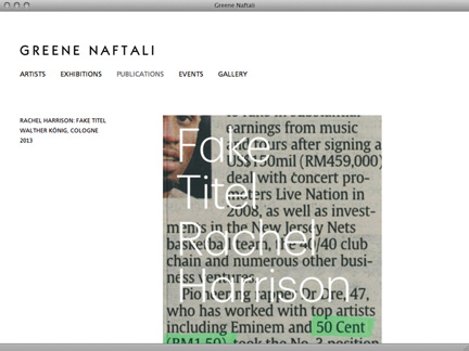 Greene Naftali