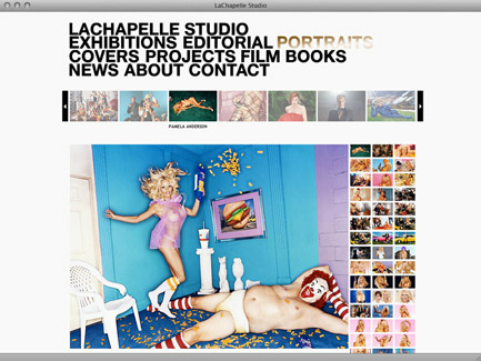 David LaChapelle Studio