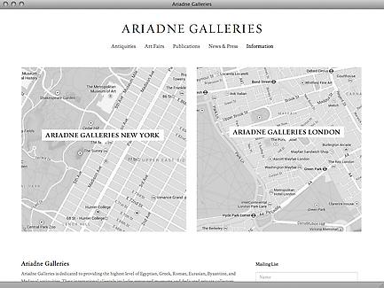 Ariadne Galleries