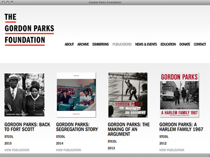 Gordon Parks Foundation