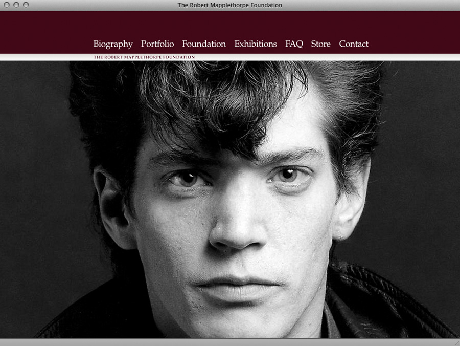 Robert Mapplethorpe Foundation